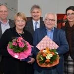 Wechsel in der Schulaufsicht Landrat verabschiedet Peter Rieger