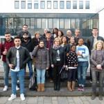 Feierstunde zur Einbürgerung: Kreisdirektor Dr. Wilk gratuliert