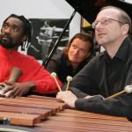 WeltMusik MusikWelt: Trio Daktarimba gastiert im Spiegelsaal
