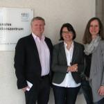 Landtagsabgeordneter Rüdiger Weiß besucht Kommunales Integrationszentrum