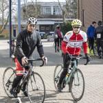 Fast 500 Radsportbegeisterte bei der 20. Hilgenbaum RTF am Start