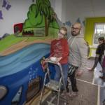 Kinder der OGS der Aloysiusschule starten kreativ in die Osterferien