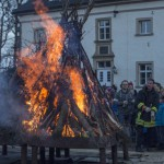 Vier Osterfeuer brennen offiziell in Holzwickede