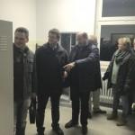 CDU-Fraktion lobt erfolgreichen Umbau der Raketenstation