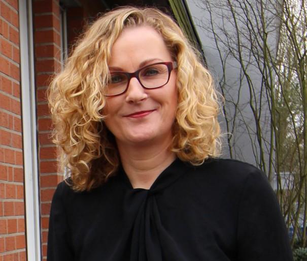 Gleichstellungsbeauftragte der Gemeind e: Manuela Hubrach., (Foto: Gemeinde Holzwickede)