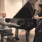 """""""Poèmes de la Mer"""": Faszinierendes Konzert von Ulrike Mai und Lutz Gerlach"""