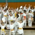 Judo Club Holzwickede vergibt neue Gürtel: Nachwuchs stellt Können unter Beweis