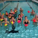 HSC-Gesundheitssport startet neuen Kurs Aquafitness nach den Ferien