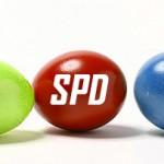 Ostereiersuche mit der SPD im Emscherpark