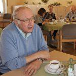 Alt-Bürgermeister blickt am Stammtisch auf seine Amtszeit zurück