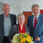 Schulpsychologin Elisabeth Hanfland in Ruhestand verabschiedet