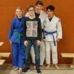 Neuer Trainernachwuchs beim Judo Club Holzwickede