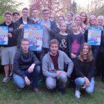 Vorbereitungen fast abgeschlossen: Ev. Jugend freut sich auf  Maifest