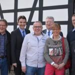 Thema Emscher und Lippe: SPD-Spitzen treffen Verbandschef Dr. Uli Paetzel