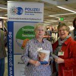 Seniorenberater der Polizei geben Tipps gegen Diebstahl