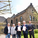 Vertrag unter Dach und Fach: KreisSportBund mietet Gästehaus am Haus Opherdicke