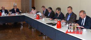 Bürgermeisterkonferenz mit Minister Schmeltzer: Schwerpunkt Integration
