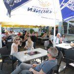 Ballhaus und Biergarten ab sofort auch freitags geöffnet