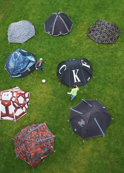 Aiweiwei Zelte