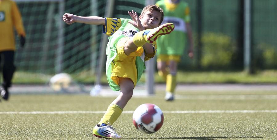 Der Emscher Junior Cup startet am kommenden Sonntag in Holzwickede in die 10. Runde. (Foto: firo - eglv.de)