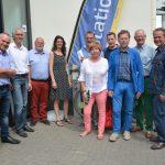 Kreis Unna beim Thema Rad Ideengeber: SPD Kreistagsfraktion Gütersloh zu Gast