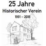 Historischer Verein feiert 25-jähriges Bestehen mit Tag der offenen Tür