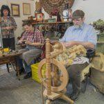 Historischer Verein präsentiert altes Handwerk zum 25-jährigen  Bestehen