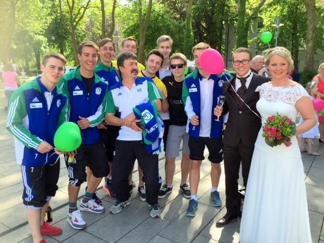 Hochzeit Marco Hesse