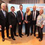 CDU Südkreisforum will Diskussionsoffensive anstoßen