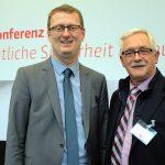 Kreisbrandmeister Peukmann nimmt an Sicherheitskonferenz der SPD in Berlin teil
