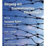 Vortrag: Vom Umgang mit traumatisierten Flüchtlingen