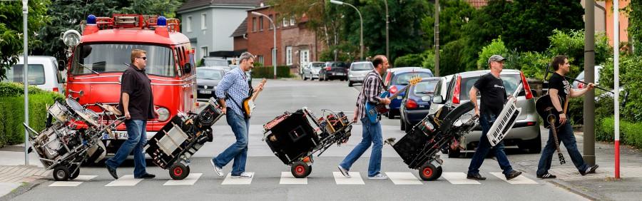 Die Streetkings aus Dortmund werden bei der Premiere des Streetfoodmarktes am Donnerstag auf dem Marktplatz für den musikalischen Rahmen sorgen. (Foto: Streetkings)