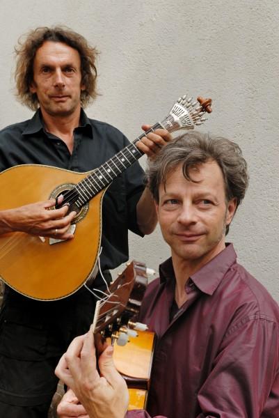 Fado Instrumental gasiert im Juli auf Haus Opherdicke. (Foto: Kreis Unna)