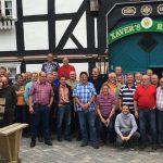 Bauernausflug führt Holzwickeder Landwirte ins Sauerland