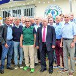 Deutsche Amateurmeister von 1976 feiern Wiedersehen im Ballhaus