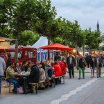 Freundeskreis besucht 15. französisches Altstadtfest