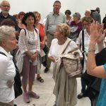 Freundeskreises besuchen Museumsinsel Hombroich