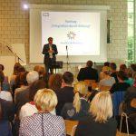 Integration durch Bildung: Großes Interesse am Fachtag