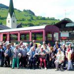 HSC-Gesundheitssportler erleben tolle Tirol-Reise