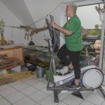 Sandy Ritter gibt Dicken Hoffnung: 54 kg abgespeckt und immer noch eine Pfundsfrau
