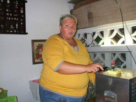 Ihr größtes Problem damals: Die Holzwickederin achtete nicht darauf, wie sie sich ernährte und aß und trank, worauf sie Lust hatte . (Foto: privat)
