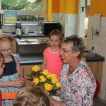 Bürgermeisterin Ulrike Drossel besucht OGS in der Dudenrothschule