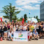Urlaubsguru geben hitzefrei für alle 127 Angestellten