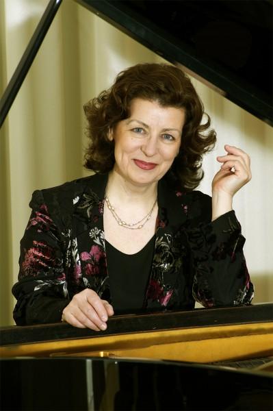 Gastiert im Spiegelsaal: Catherine Vickers  am Klavier. (Foto: Kreis Unna)