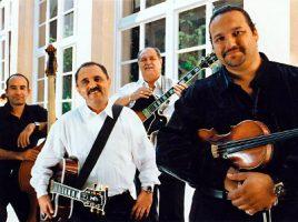 WeltMusik MusikWelt: Hot Swing im Wasserschloss