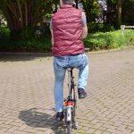 """Serie """"Sicher Radfahren"""":  Auch beim Radfahren ist das Handy tabu"""