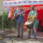 """AWO-Familienzentrum """"Sonnenblume"""" feiert internationales Sommerfest"""