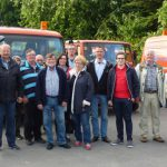 Fraktion vor Ort: FDP besichtigt Firma Dudenhausen in Hengsen