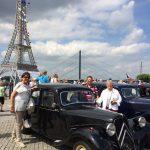 Freundeskreis besucht Frankreich-Fest in Düsseldorf