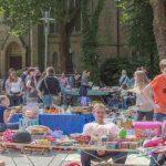 Kindertrödelmarkt zum Auftakt des Ferienspaß-Programms